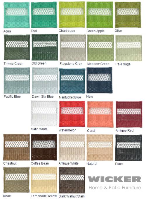 Wicker Paint Colors, Keywords: Best Paint Colors, Antique Painted Furniture,  Chalk Paint