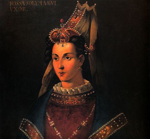Hürrem Sultana who stole Sultan Süleyman's heart had started off from scratch as an ordinary concubine