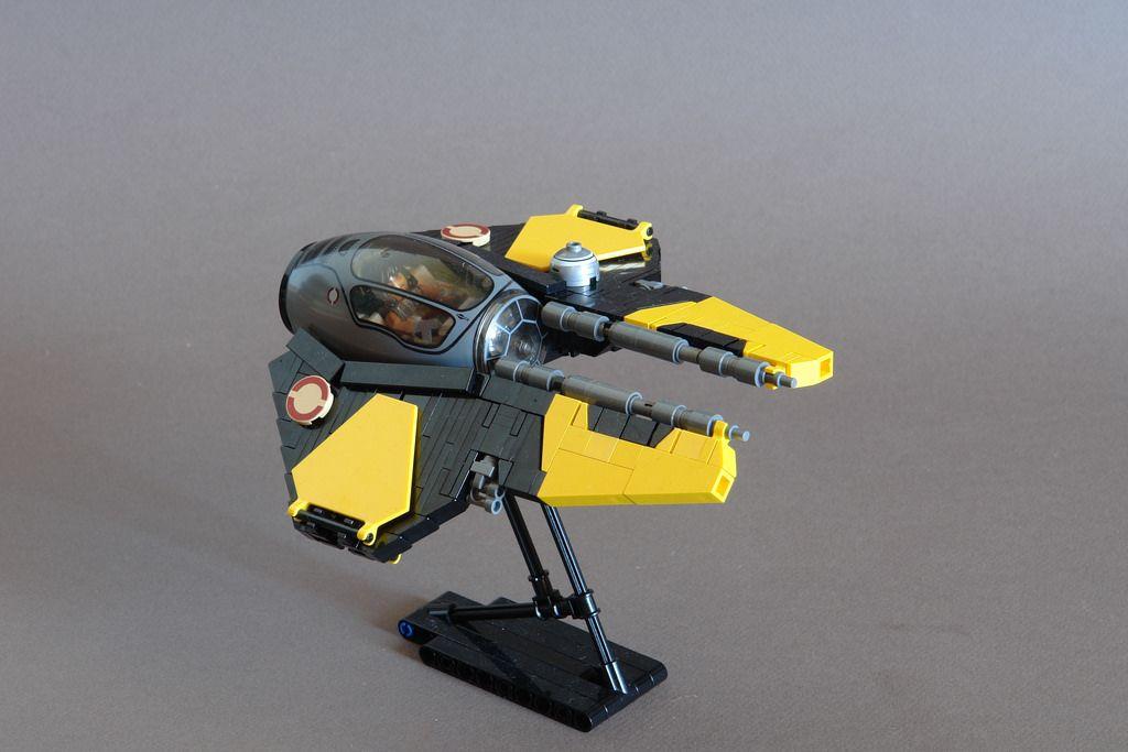 Eta 2 Actis Jedi Interceptor Lego Ship Cool Lego Lego Models