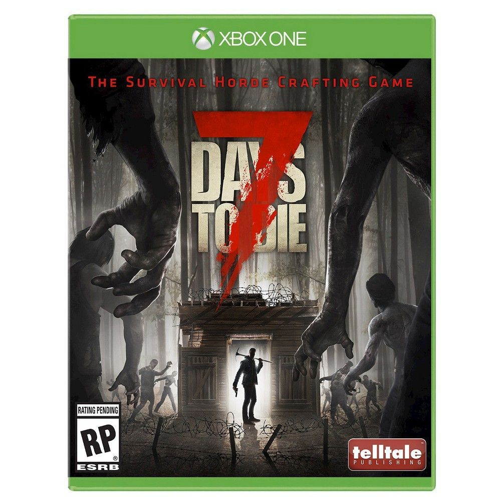 7 Days To Die Xbox One Video Games 7 Days To Die Ps4 Games Xbox One
