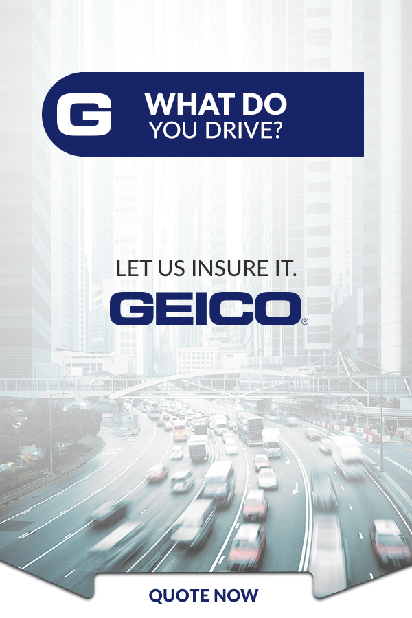 Get a free quote with GEICO, and see how much you could