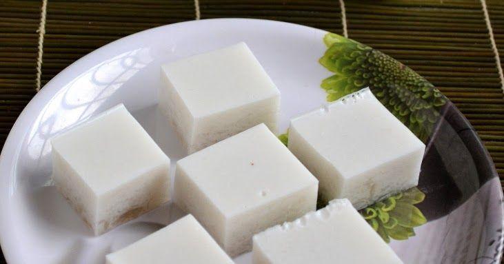 Vegan Coconut Jelly Burmese Kyauk Kyaw Burmese Desserts