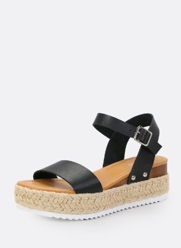 Single Band Espadrille Platform Wedge Sandal #lowwedgesandals wedge sandals, sandals, women's shoes, sandals, wedges, summer shoes, casual shoes, women sandals, cute shoes, platform sandals, wedges shoes, platform wedge sandals summer, platform wedge white, platform wedge low, platform wedge sandals chunky heels, platform wedge sandals fashion, tan platform wedge sandals, fashion platform wedge sandals, slip on platform wedge sandals, platform wedge sandals pink, platform wedge sandals brown, pl #lowwedgesandals
