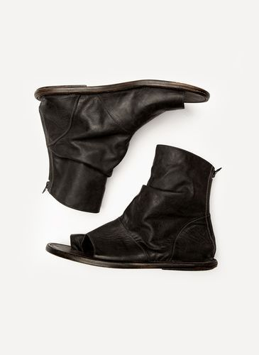 Cheap Sale Classic Big Sale DAMIR DOMA Leather Open Toe Boots Cheap Wide Range Of Outlet Footlocker Pictures ORDyM