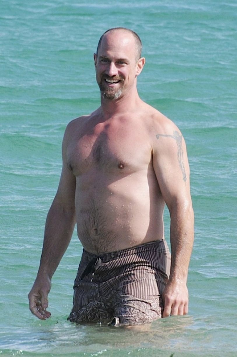 Top 5 Chris Meloni Underwear GIFs and Photos | Christopher ...
