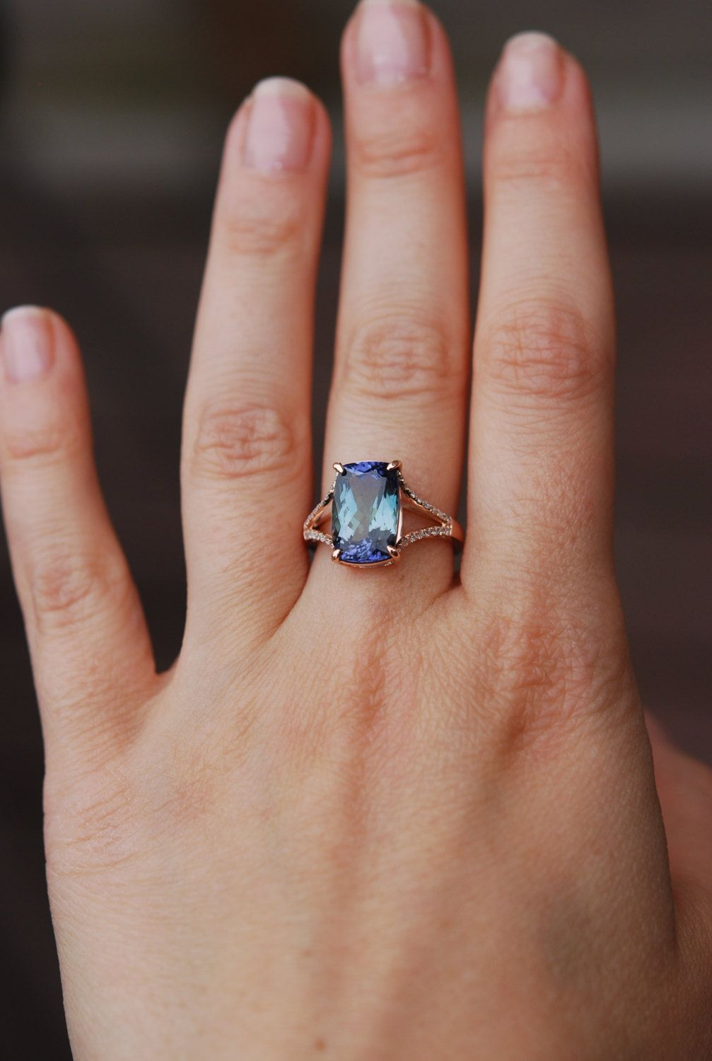 tanzanite engagement pin beautiful rings