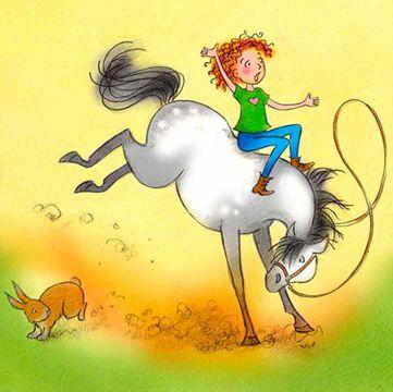 Pony Bucking