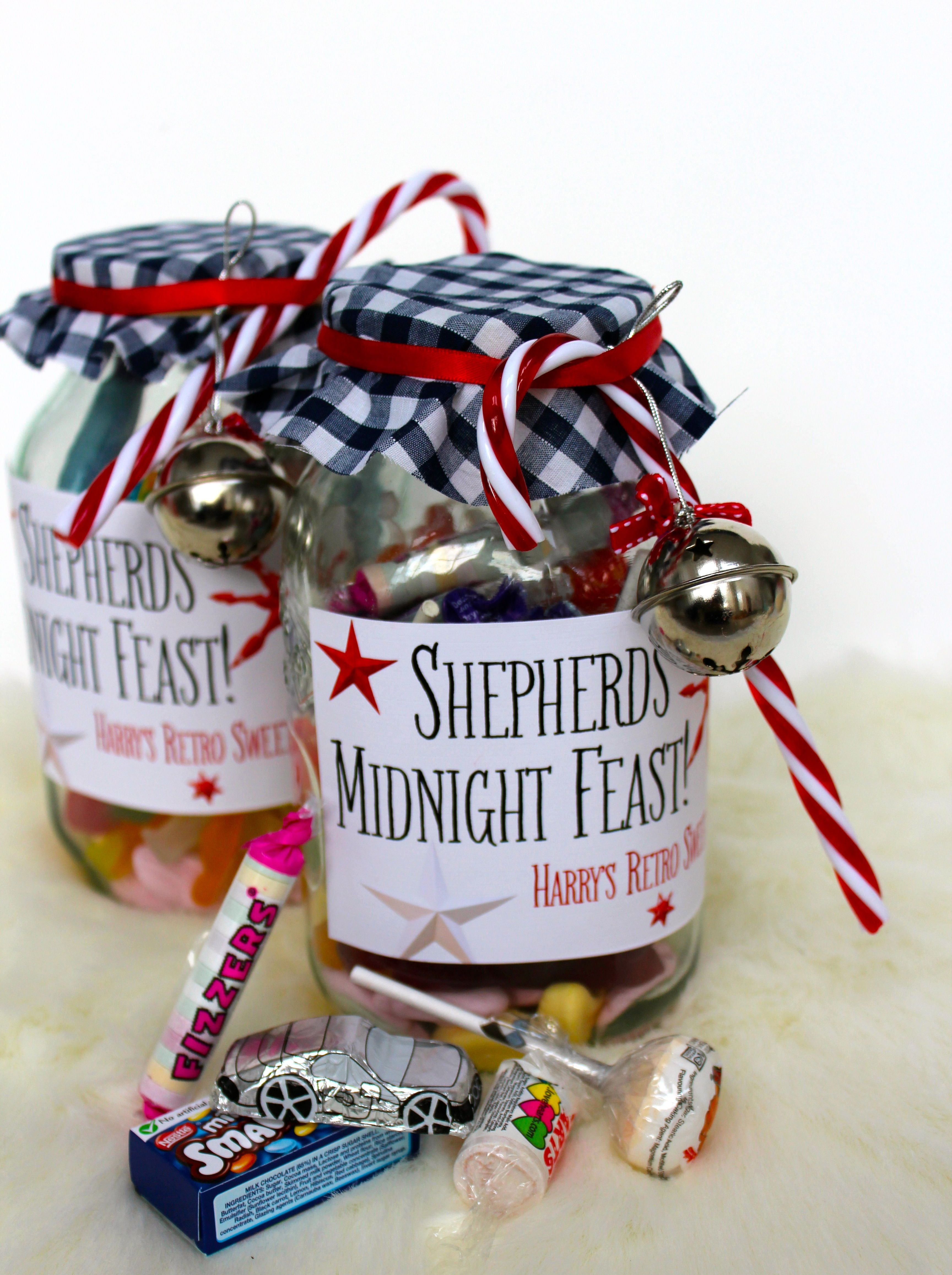 Candy Jars As Christmas Gifts Christmas Candy Jars Christmas Jars Christmas Fun