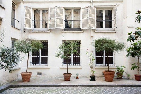 ines de la fressange paris apartment