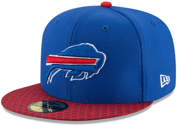 63f86cea New Era Boys' Buffalo Bills Sideline 59FIFTY Fitted Cap | Products ...