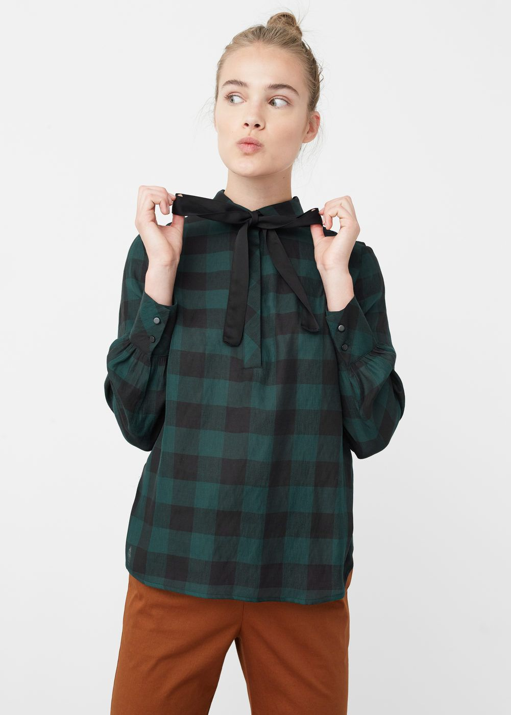 Camisas Camisa Cuadros Cuadros Pinterest Camisa Mujer PgxUwIqgS