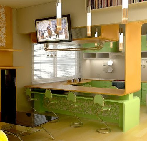kitchen interior design ideas indian apartments home and small ...