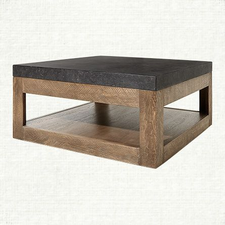 Thayer 38 Coffee Table In Ashland Natural Coffee Table Table