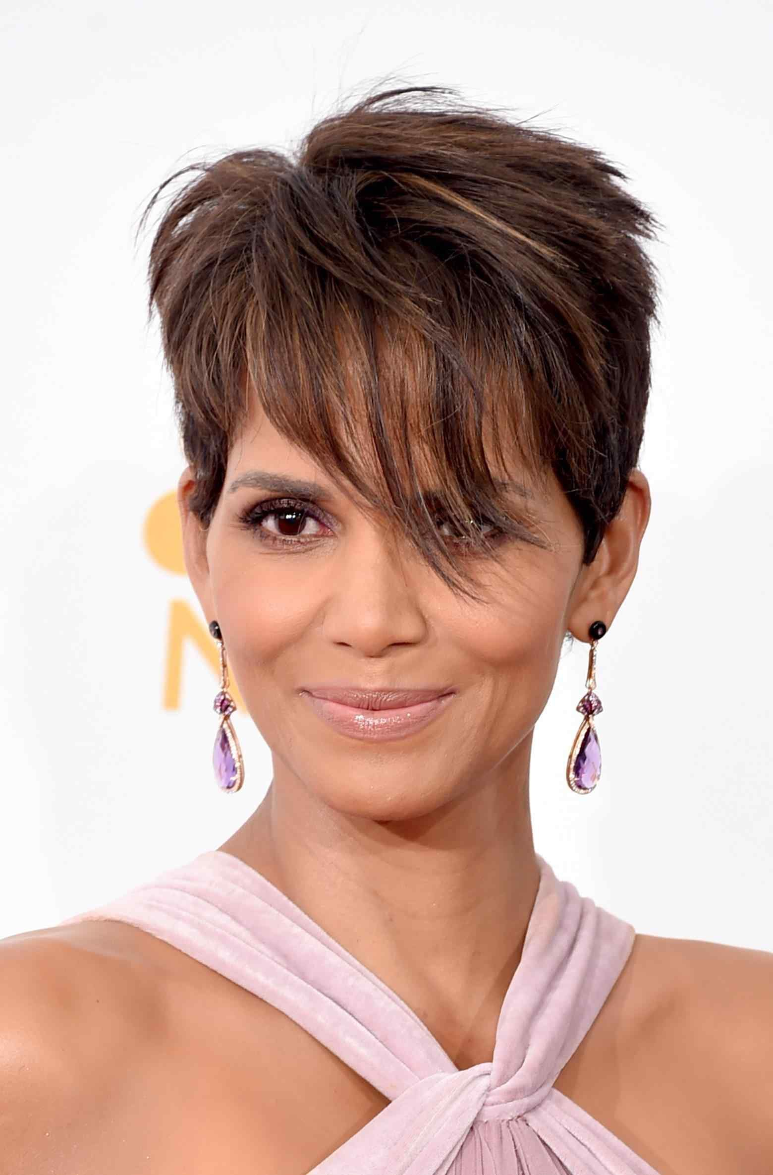 Image result for short haircuts for women over back view