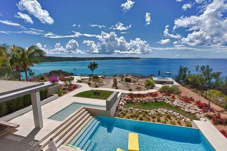 The 'Ani Estate' located in Little Bay, Anguilla