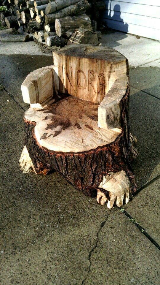 Awesome Furniture · Bear Claw Chair