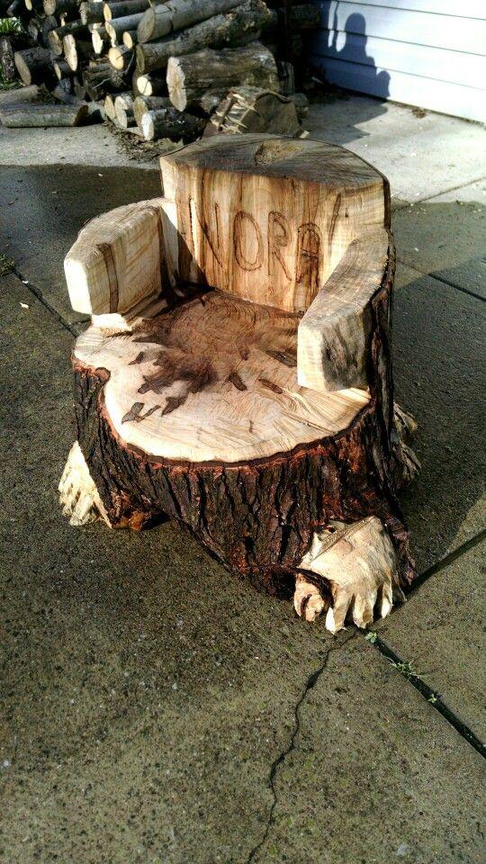Beau Bear Claw Chair
