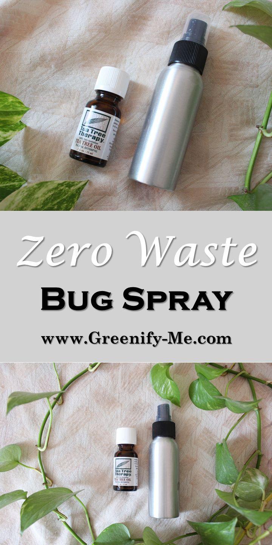 Zero Waste Bug Spray Avec Images