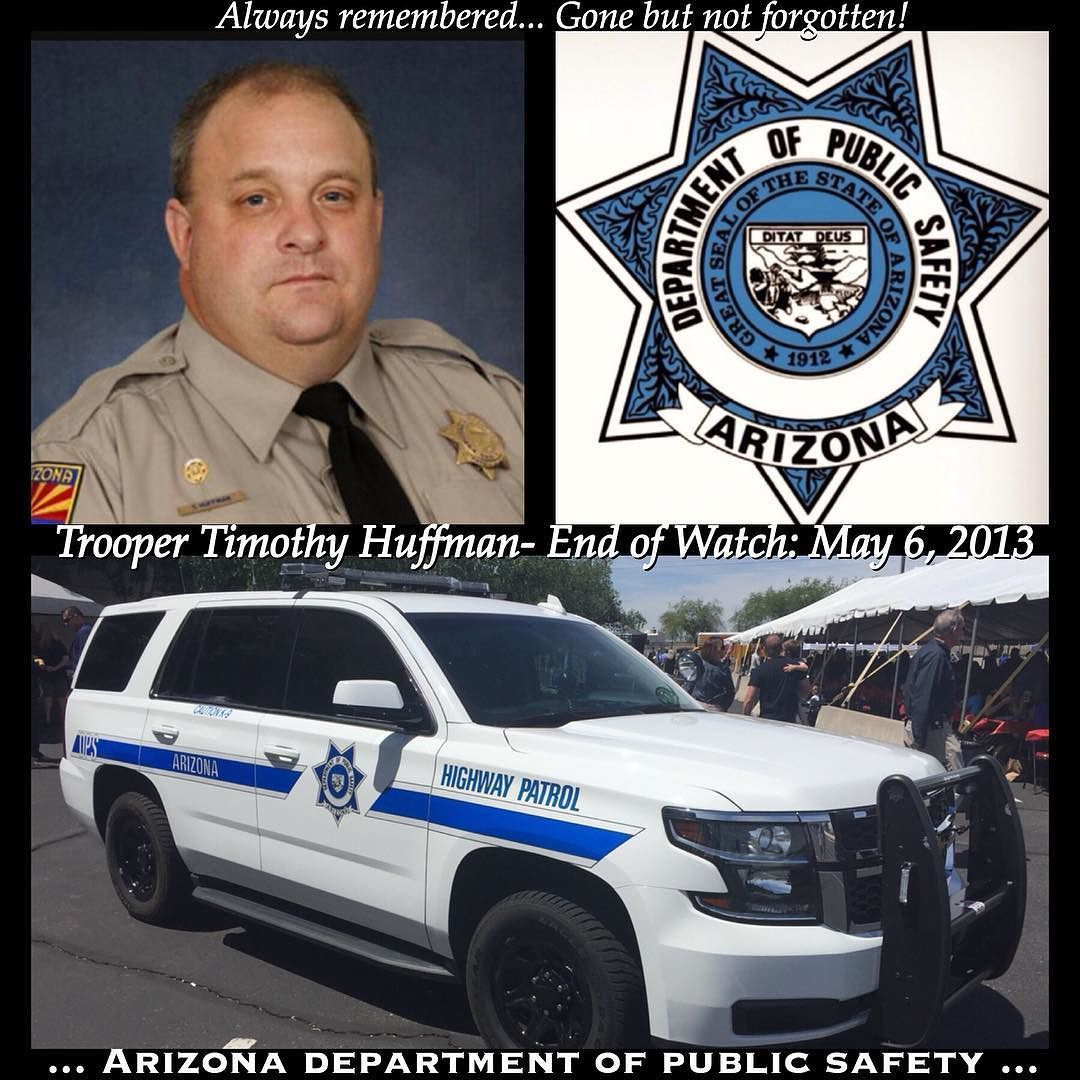 Officer Timothy Huffman Arizona Department of Public