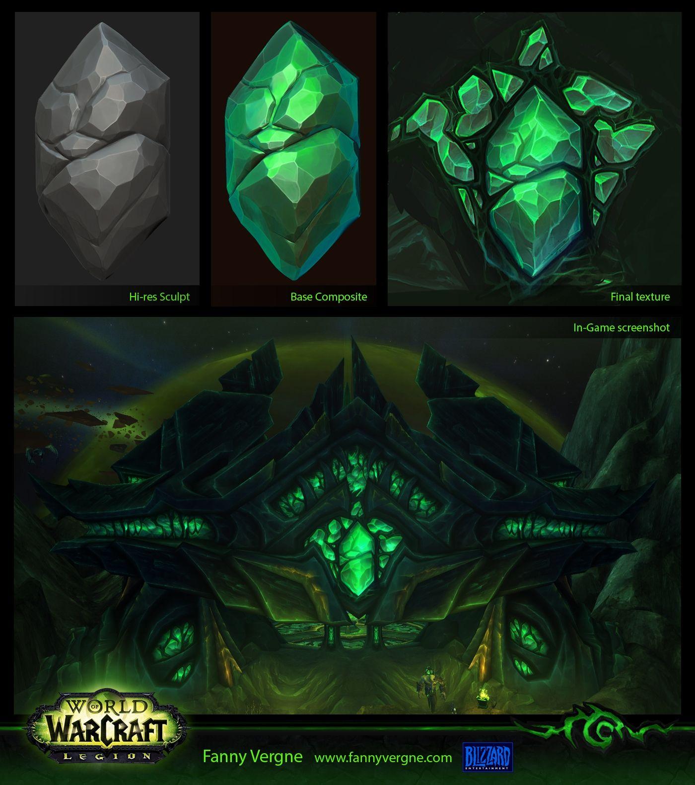 Wow Legion Environment Art Faf Warcraft Art World Of Warcraft Legion Environmental Art