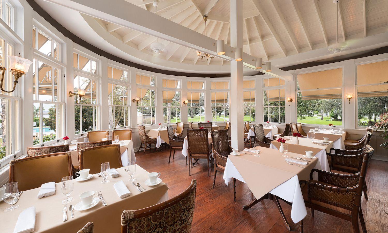 Grand Dining Room Jekyll Island Club Resort Where To Eat