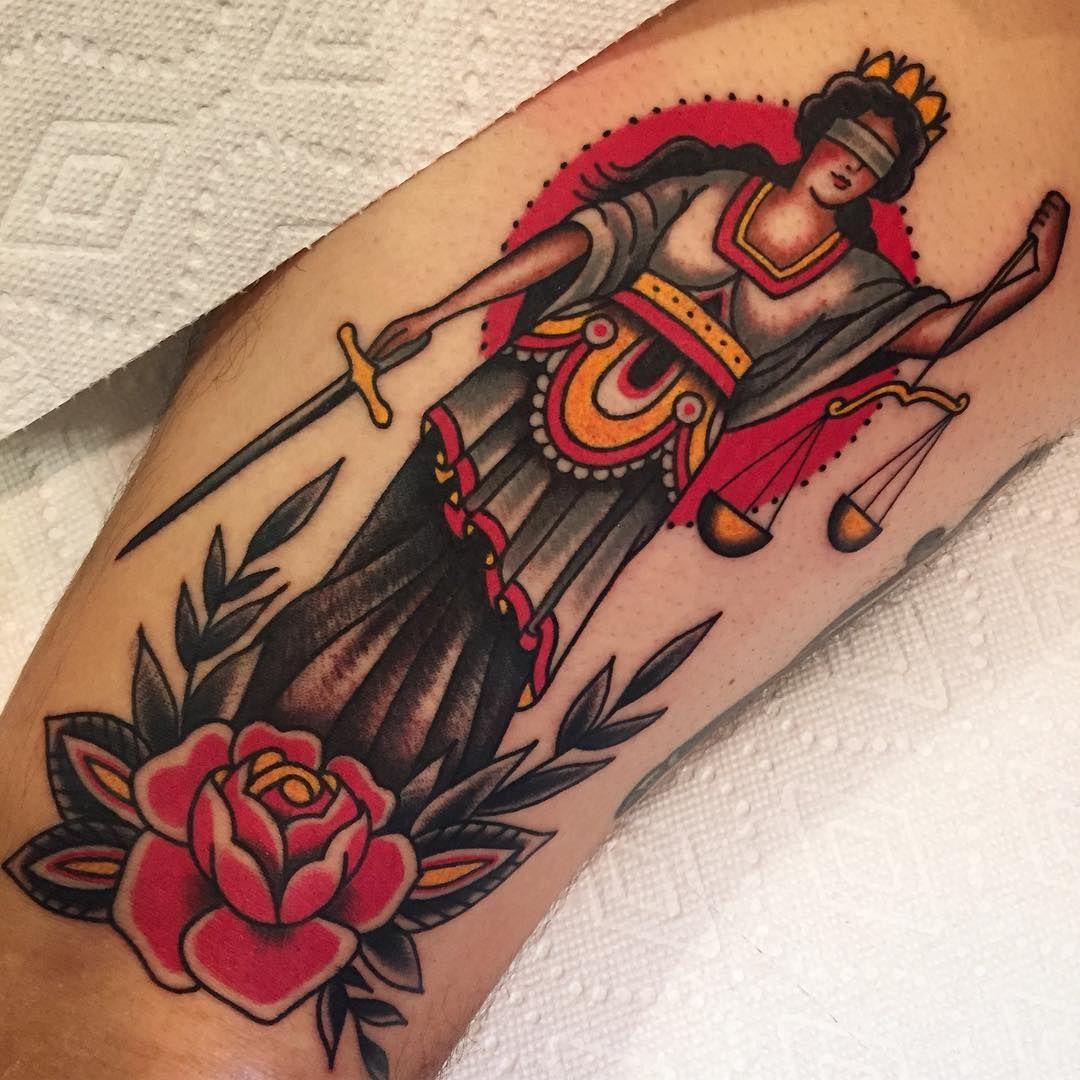 Libra tattoo 25