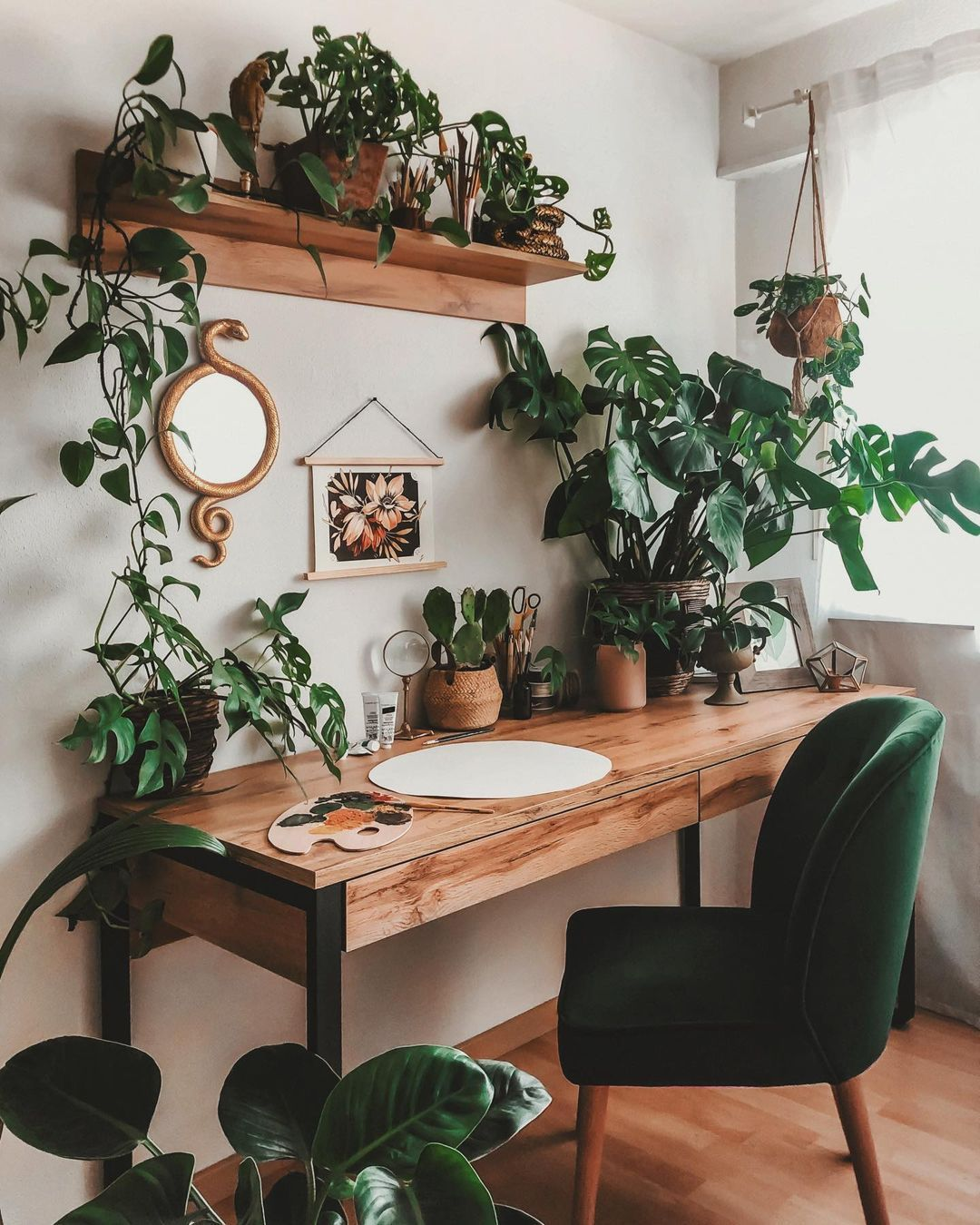 The most popular interior trends for 2021 & how to decorate room by room – with plush velvet & brass k...