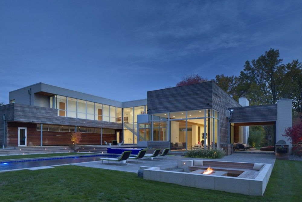 Dimit Architects Shaker Heights House Ohio