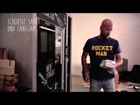 Neff Kühlschrank Side By Side : Softclose die türschließhilfe mit dämpfung und softeinzug bei neff