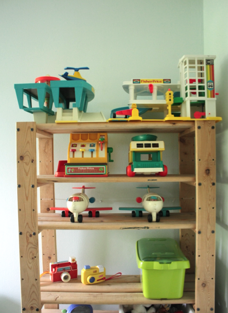 vintage fisher price collection