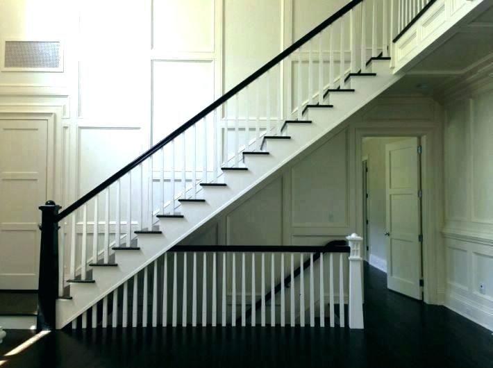 Best Open Stairwell To Basement Ideas Basement Stair Railing 400 x 300