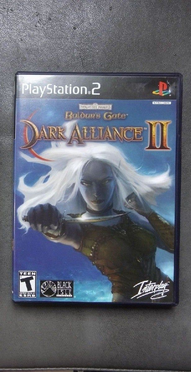 You are getting Baldurs Gate Dark Alliance 1 and 2 for the
