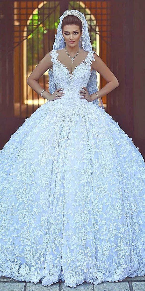 27 Best Wedding Dresses For Celebration - #Celebration #Dresses #Wedding