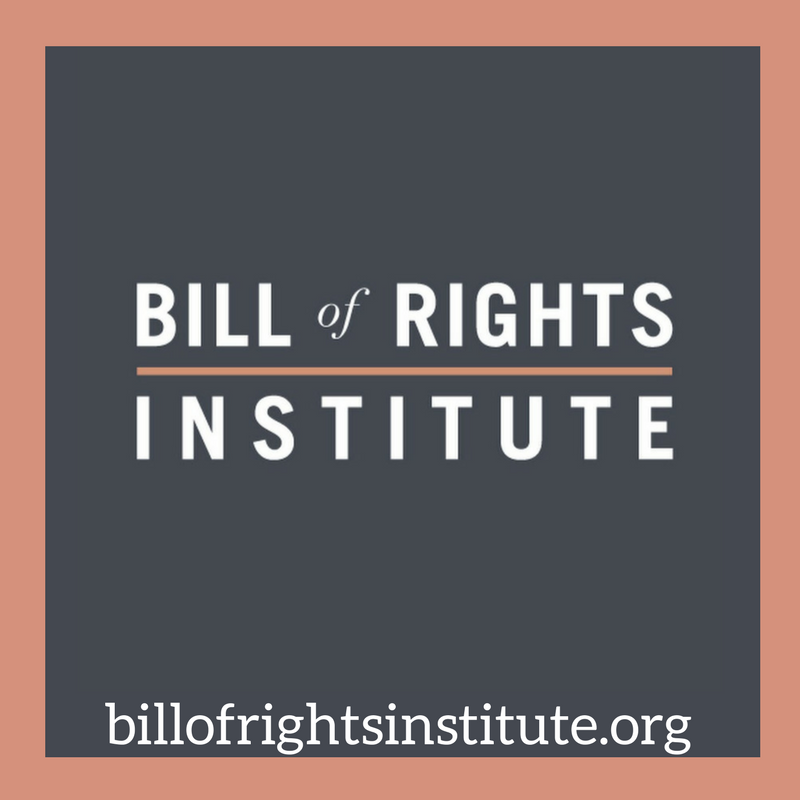 bill of rights institute essay Bill of rights essay sample of all the amendments we have, there are 10 main ones out of the ten main ones, i personally believe that the first one of the freedoms the first amendment protects is religion freedom of religion supports the right for people to practice any religion of choice in public or.