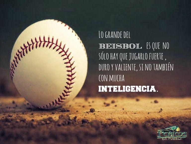 Lo Grande Del Beisbol Beisbol Beisbol Beisbol Frases Y Deportes
