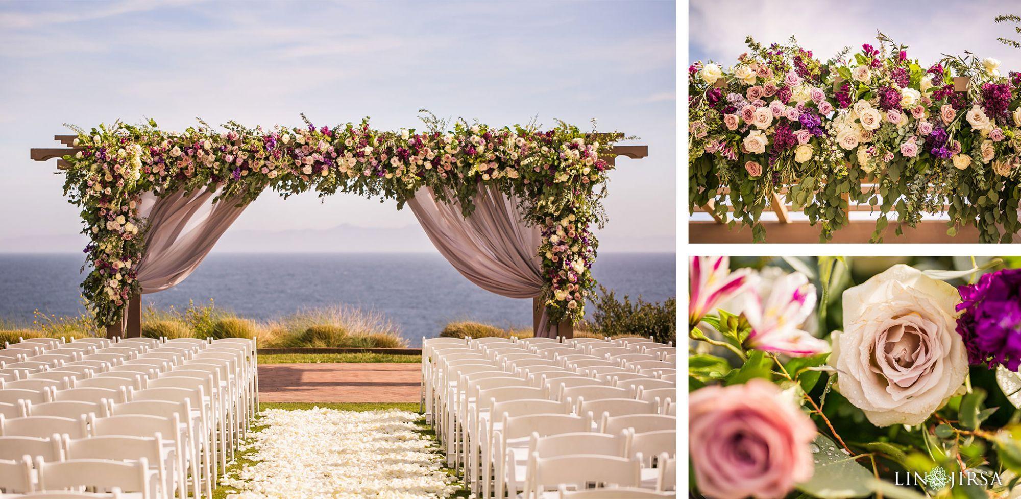 Terranea Resort Rancho Palos Verdes Wedding Vicky