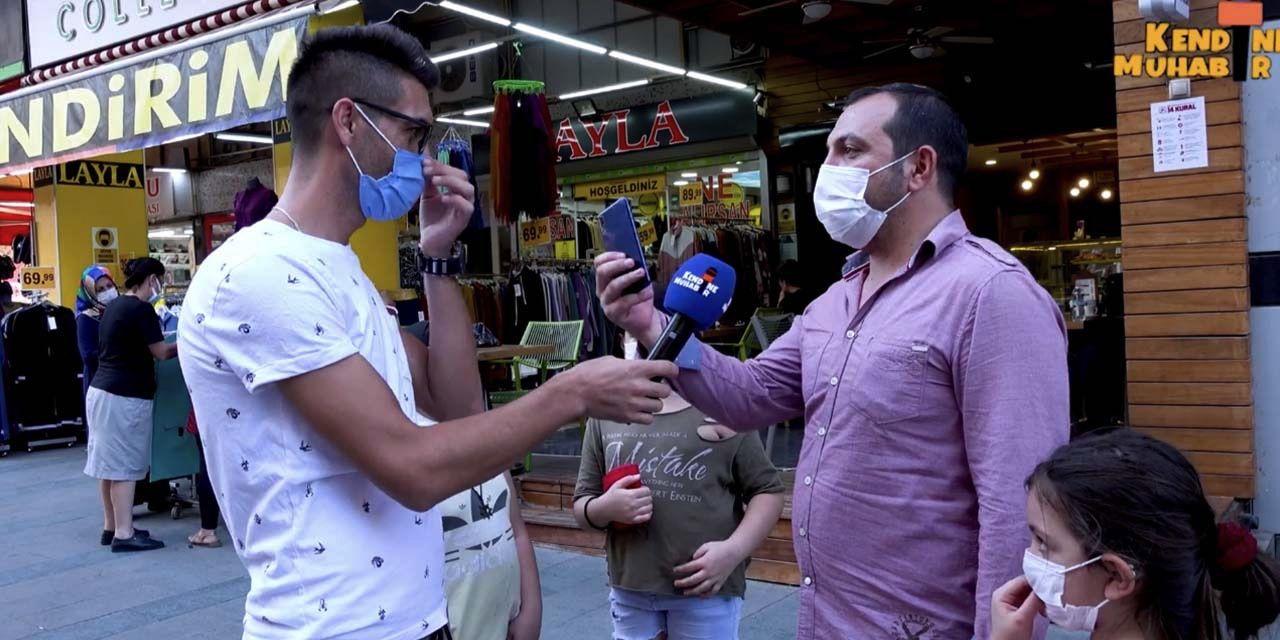 """""""Dolarla işim yok"""" diyen vatandaş: Bu telefonu Türk parasıyla aldım haberi"""