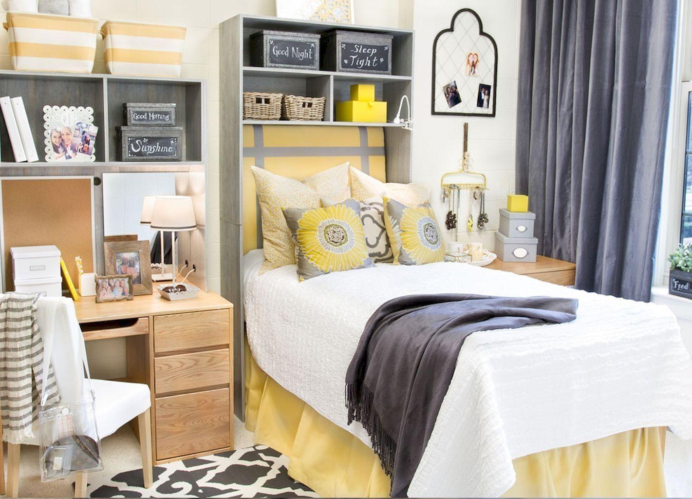 Best Dorm Room Inspiration Choosing Multifunction Furniture For Decorating A Dorm Room Dormroom Decorateador Dorm Room Diy Dorm Room Inspiration Dorm Design