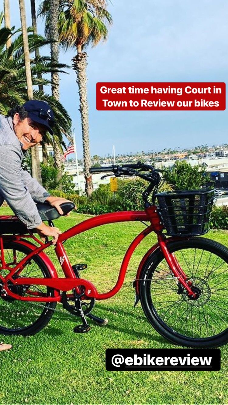 Now In Any Color You Like Bike Reviews Electric Bike Review
