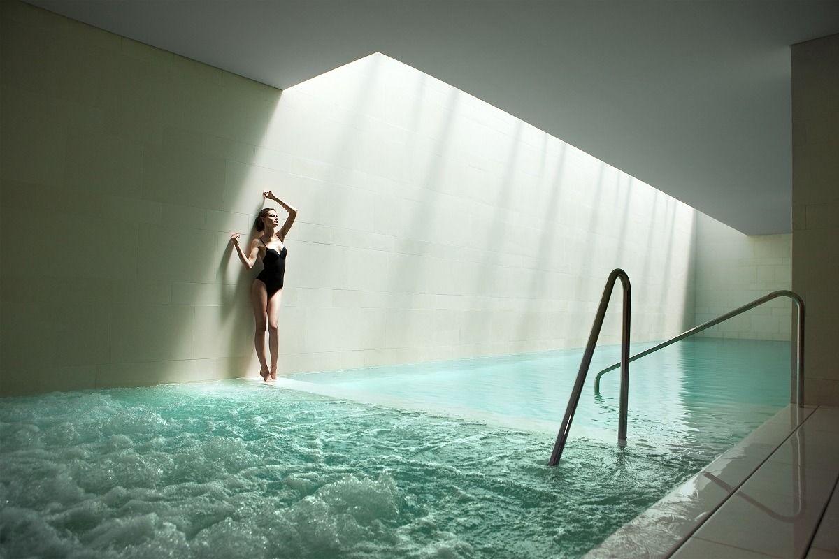 24 Hotels With Spectacular Indoor Pools Dream Pool Indoor Indoor Swimming Pool Design Luxury Swimming Pools