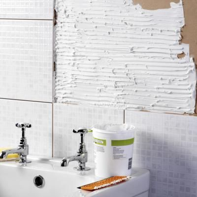How To Repair A Bathroom Wall After Removing Tile