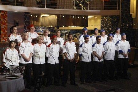 Hell S Kitchen 2012 Season 10 Premiere 18 Chefs Compete