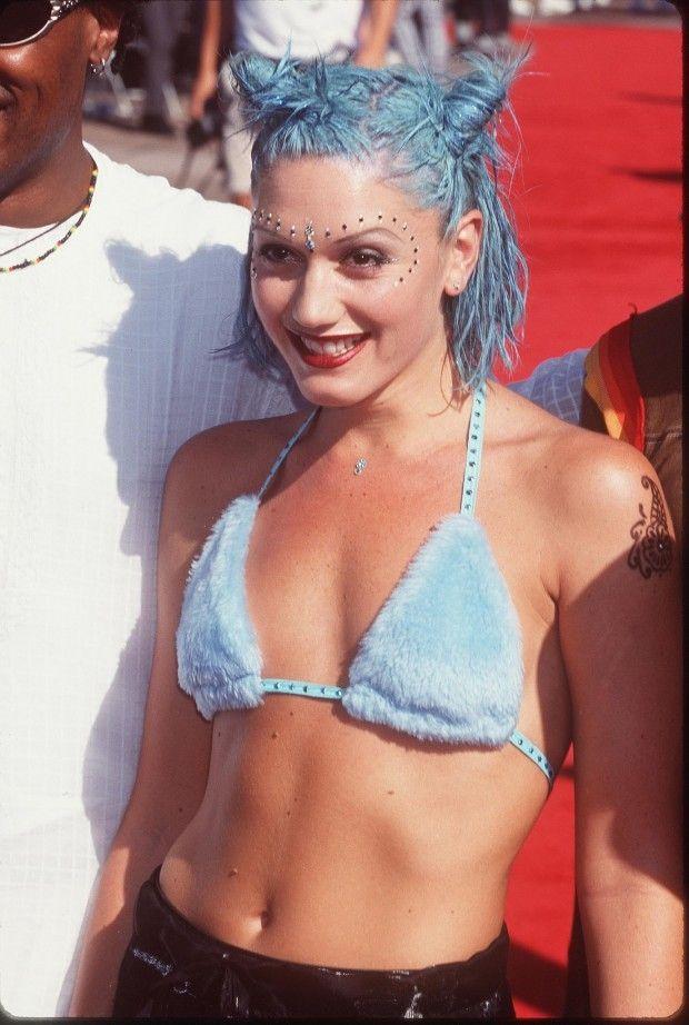 Gwen stefani in a bikini finally