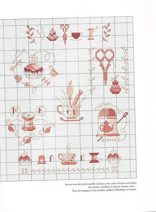 Gallery.ru / Photo # 3 - Collect scheme with thimbles - Julie-pr