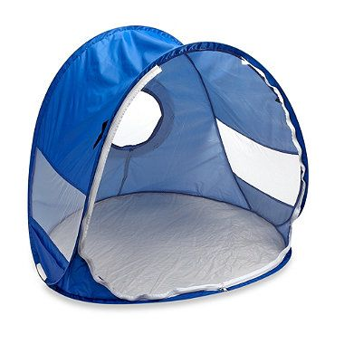 Buy Beach Baby Pop Up Shade Dome from at Bed Bath u0026 Beyond. The Beach Baby Pop Up Shade Dome provides instant shade and sun protection almost anywhere.  sc 1 st  Pinterest & Beach Baby Pop Up Shade Dome - BedBathandBeyond.com | Baby buys ...