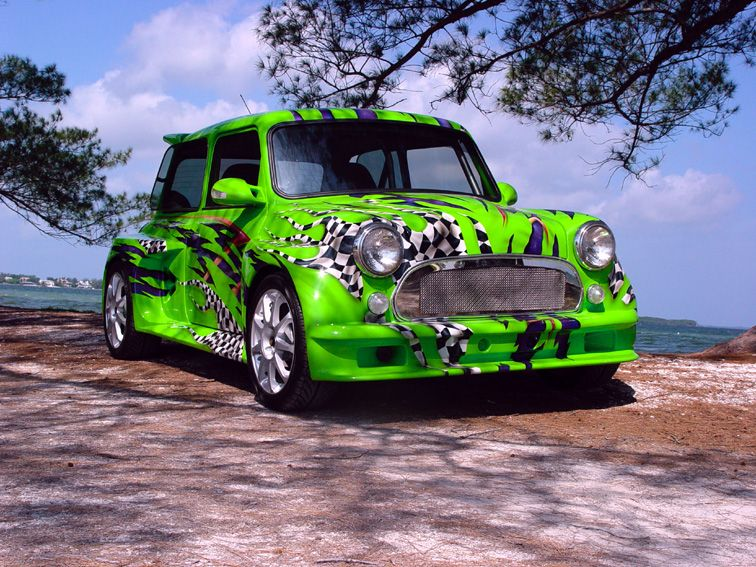 Tricked out cars Rated (1.00/5.00) from 1 reviews Mini