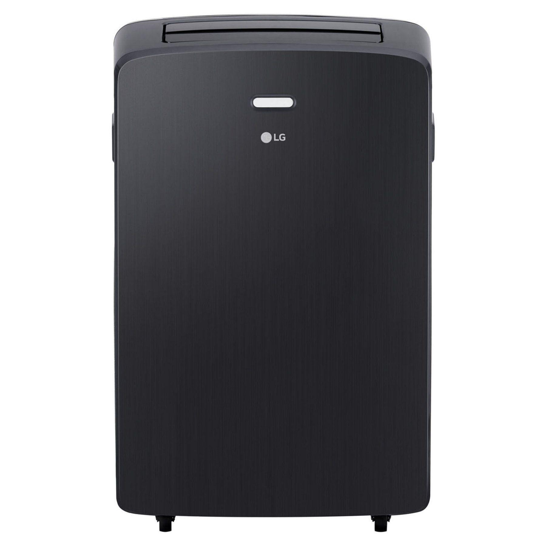 Lg 12000 Btu 115v Portable Air Conditioner With Remote Control Portable Air Conditioner Window Air Conditioner Portable Air Conditioners