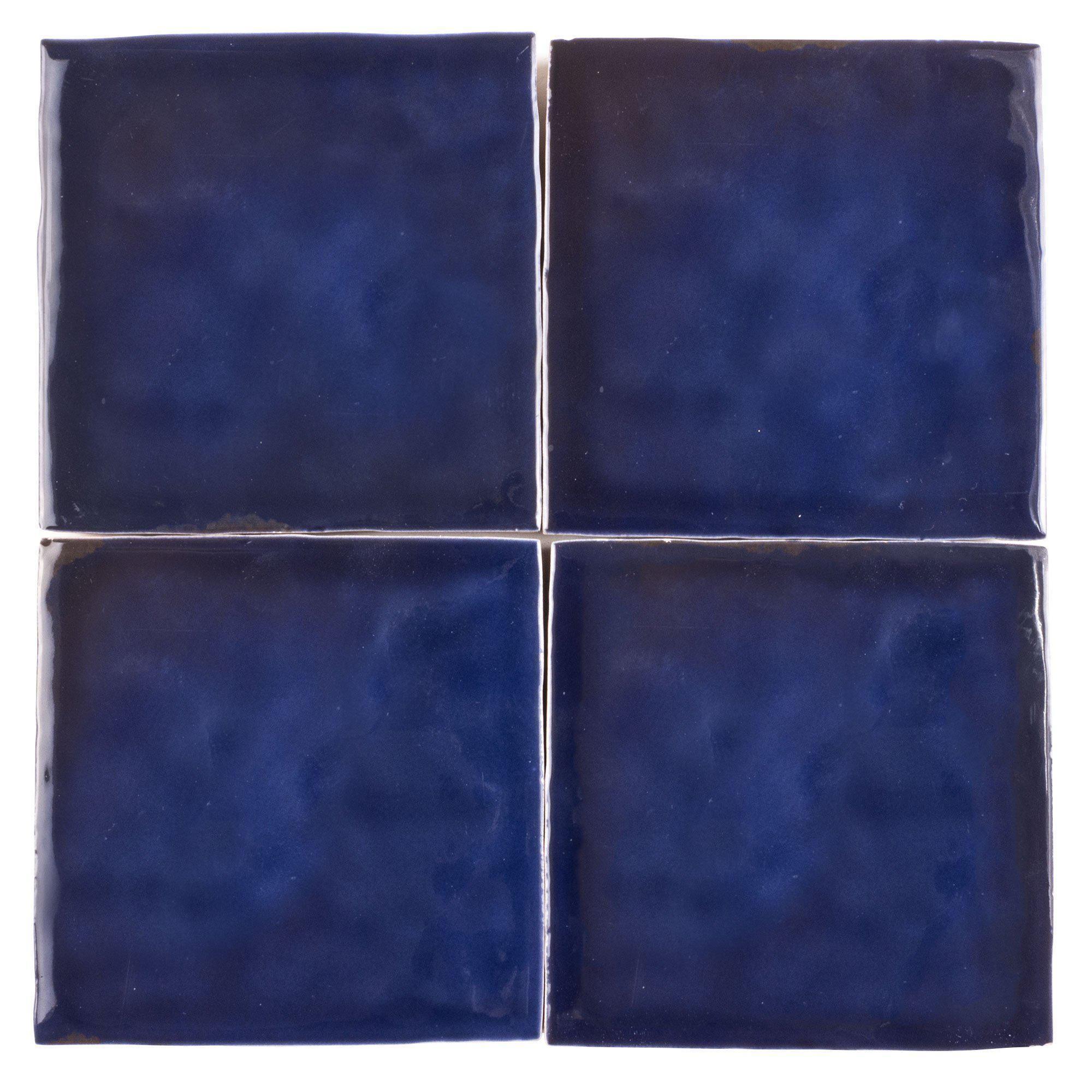 distressed glossy ceramic tile