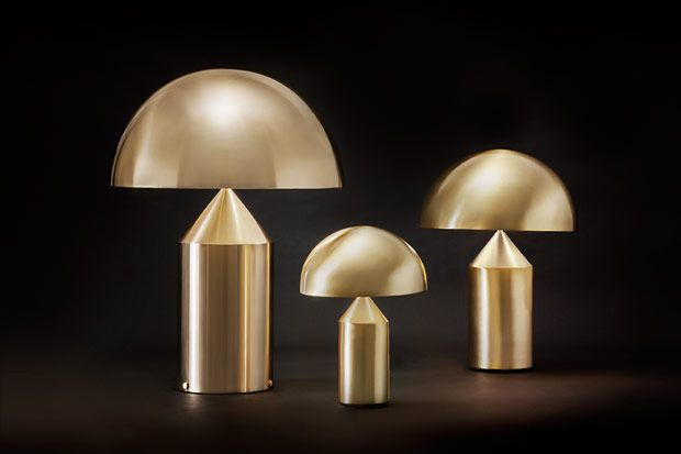 Oluce table lamps atollo 238