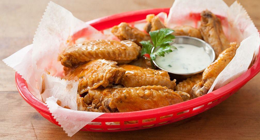 Bag n season buffalo style chicken wings recipe